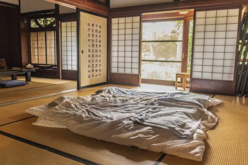 Goushikan Inn Ryokan Traditional Accommodation Local Cuisine Niigata Prefecture Murakami Tatami