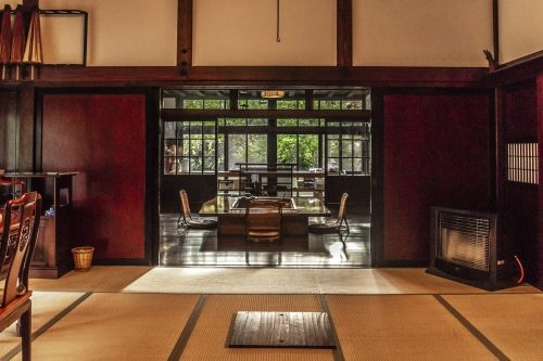 Goushikan Inn Ryokan Traditional Accommodation Local Cuisine Niigata Prefecture Murakami