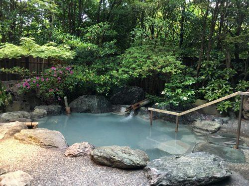 Yumeya Ryokan Traditional Accommodation Iwamuro Onsen Hot Spring Bath Niigata Prefecture