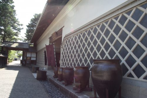 Niigata City Ito Family Edo Era Cultural Heritage Traditional Buildings Japanese Gardens Northern Culture Museum
