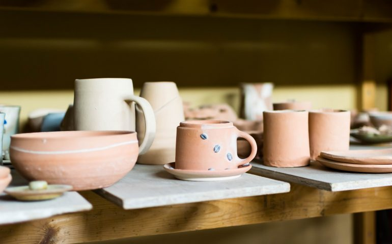 Koshimizu Town Northern Hokkaido Prefecture Local Pottery Workshop Experience Japanese Ceramics