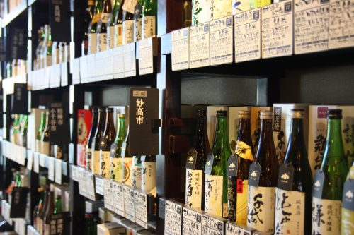 Niigata City Sake Local Specialties Alcohol Brewery Traditional Crafts Ponshukan Store Souvenir