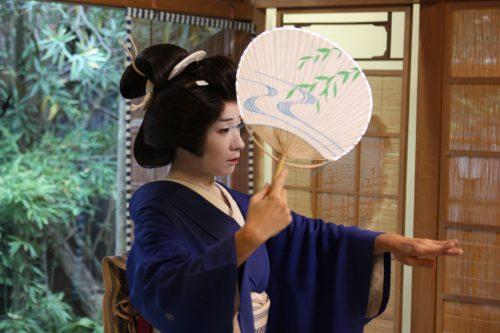 Niigata City Furumachi Geigis Geisha Performance Ikinariya Ryotei Dining Traditional Cultural Heritage Local Cuisine