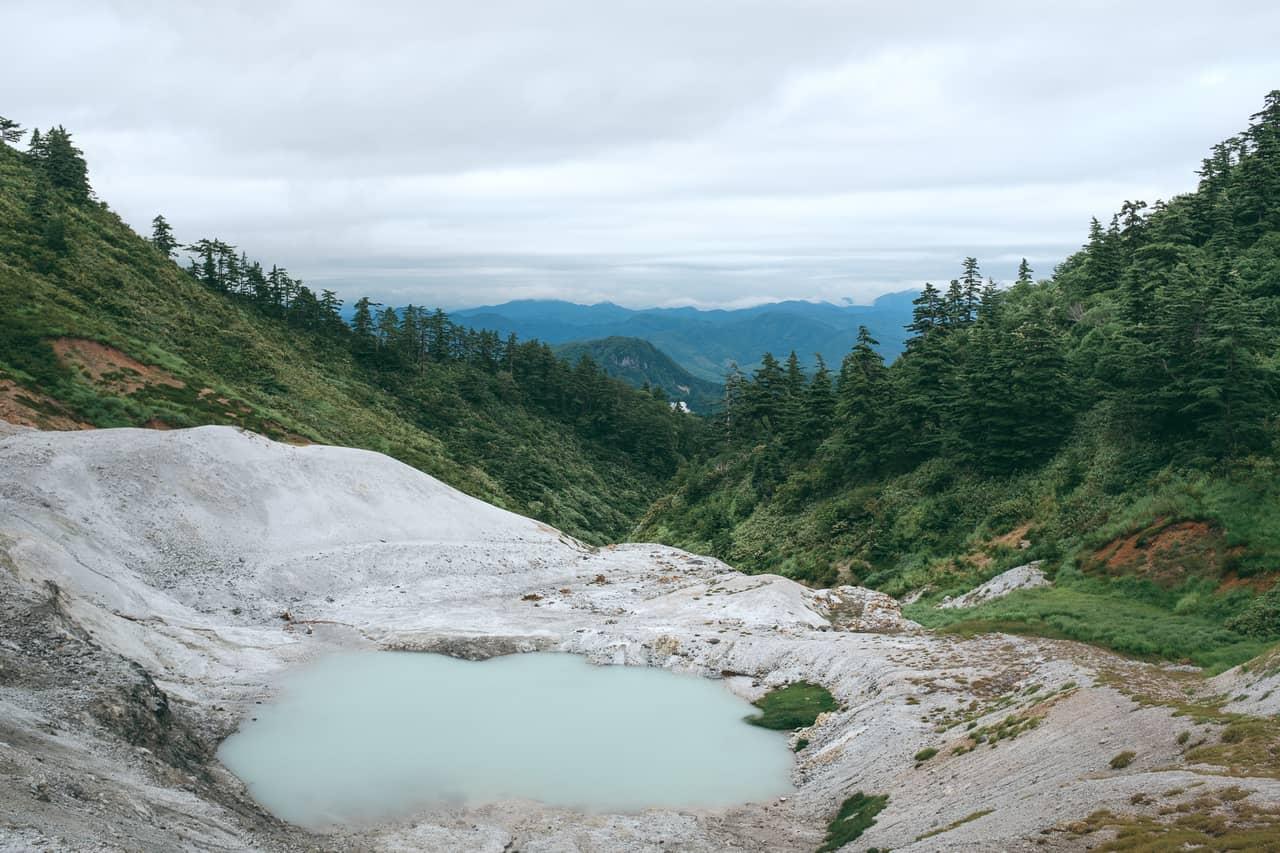 Hiking Around the Hot Springs of Yuzawa, in the Tohoku Region
