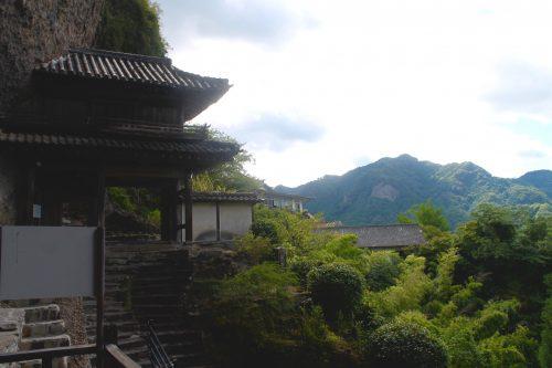 Yabakei Gorge Rakan-ji Temple Historic Nature Scenery Oita Nakatsu