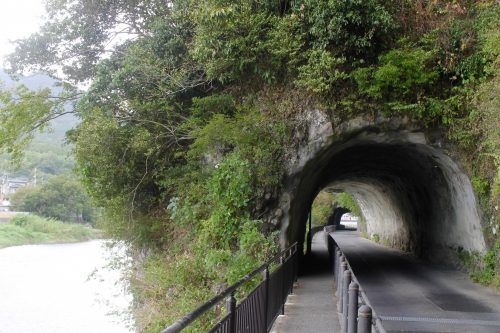 Yabakei Gorge Ao no Domon Nature Scenery Oita Nakatsu