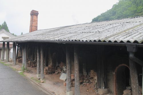Walking around the Ontayaki Pottery Village in Oita, Kyushu