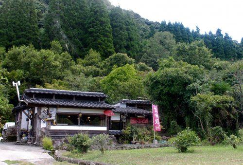 Yabakei Gorge Rakan-ji Nodoka Cafe Kakigori Nature Scenery Oita Nakatsu