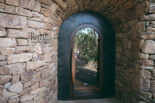 Rozilla, the chocolate shop by Es Koyama, in Sanda, Hyogo Prefecture, Japan
