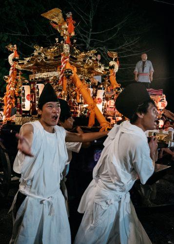 Iizaka Kenka Matsuri - A Rare Fighting Festival in Fukushima