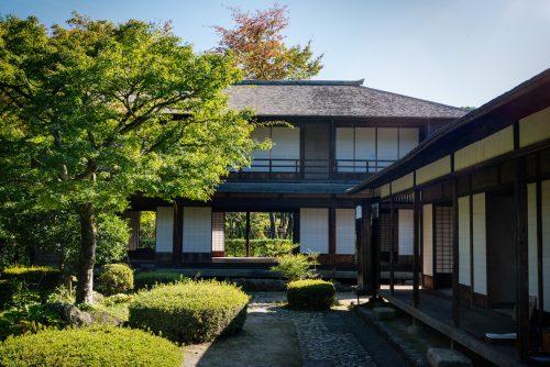 Minka-en: Preserving the History of Fukushima in Tohoku region in Japan.