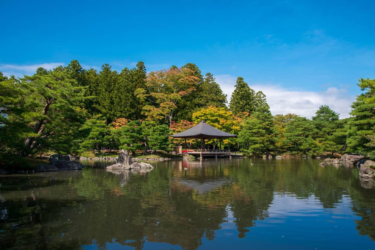 Exploring The Natural and Historic Beauty of Fukushima City's Parks