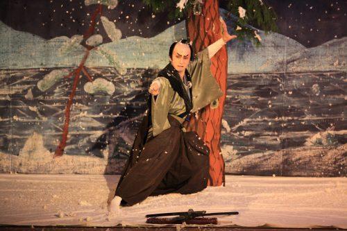 Kabuki Theater in Nakatsugawa, Gifu Prefecture, Japan