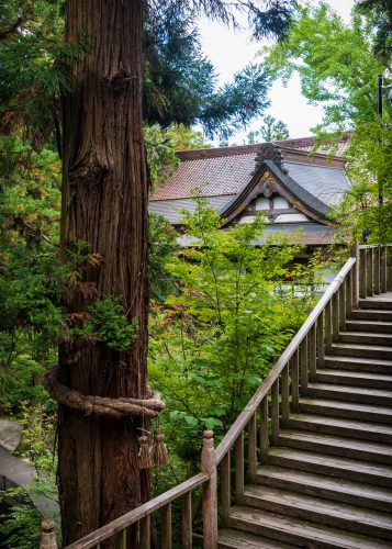 Nakano Fudoson - An 800-year-old Temple Hidden In Fukushima, Tohoku, Japan.