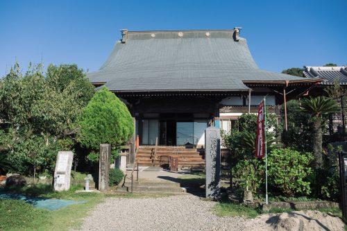 Ganjoji Temple in Hitoyoshi, Kumamoto Prefecture, Kyushu, Japan