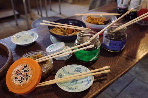 Soy sauce factory in Kajiyamachi District, Hitoyoshi, Kumamoto Prefecture, Kyushu, Japan