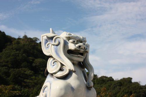 Arita pottery village in Saga Prefecture, Kyushu, Japan.