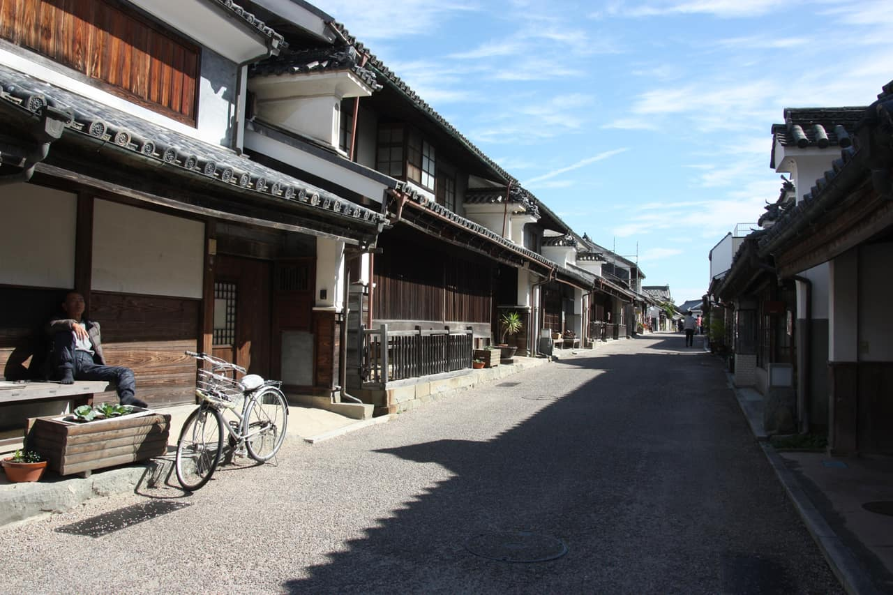How To Spend a Day in Tokushima's Historic Udatsu District