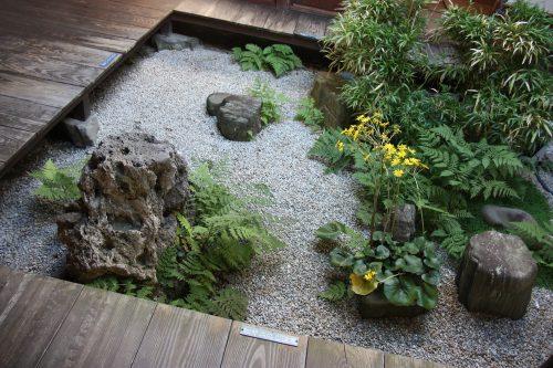 Yoshida family residence of Udatsu in Mima town, Tokushima.