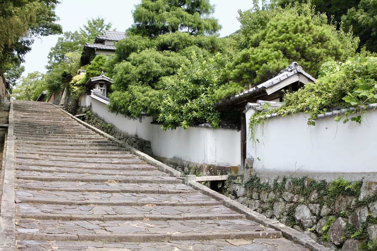 Stroll Through Feudal Japan with Oita's Historic Samurai Towns