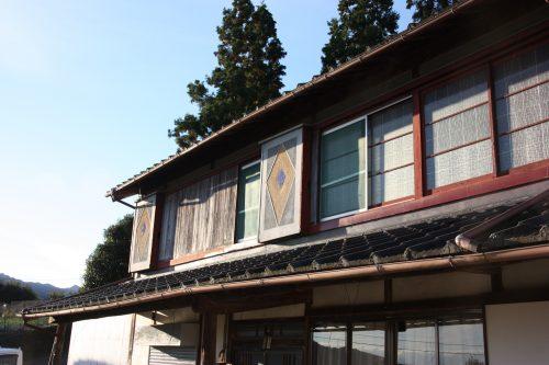 Yuzu no Sato minshuku in Mima, Tokushima.