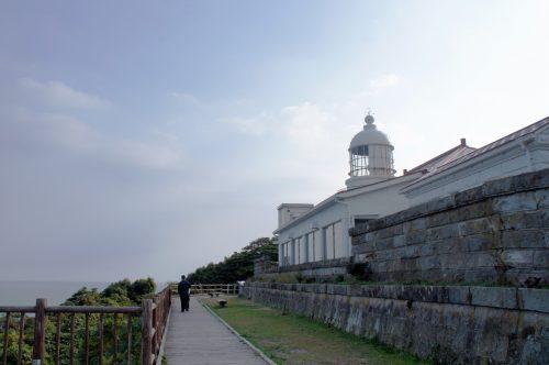 Mihonoseki Lighthouse, Shimane Prefecture, San'in Region, Japan