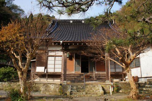 Bukkoku-ji Temple, Mihonoseki, Shimane Prefecture, San'in Region, Japan