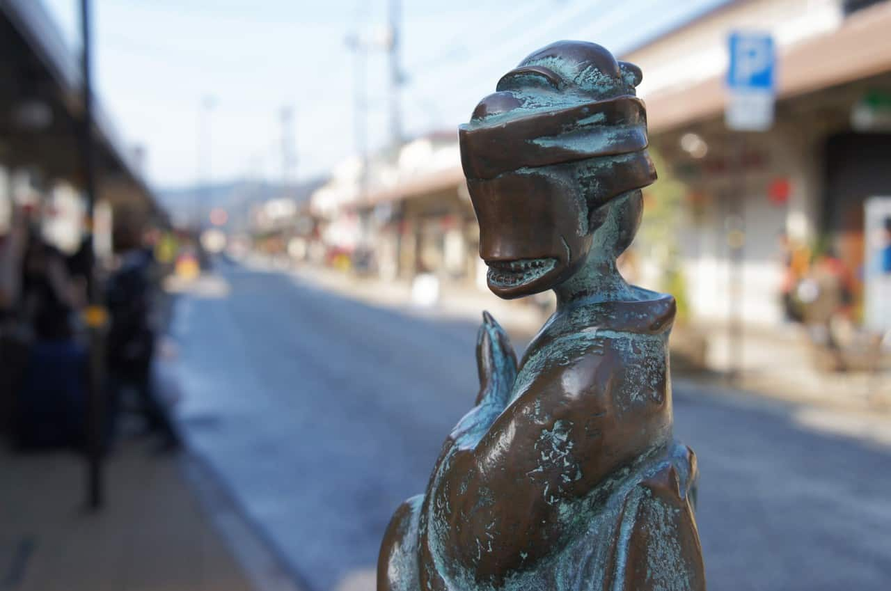 """Unique Japan: Manga """"Ghost Hunting"""" By Boat and On Foot in Tottori"""