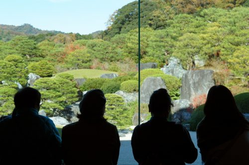 Adachi Museum of Art, Yasugi, Shimane Prefecture, San'in Region, Japan