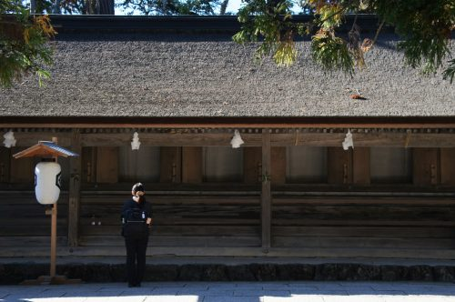 Izumo-taisha, Izumo Great Shrine, San'in Region, Shimane Prefecture, Japan