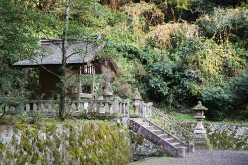 Miho-jinja Shrine, Mihonoseki, Shimane Prefecture, San'in Region, Japan