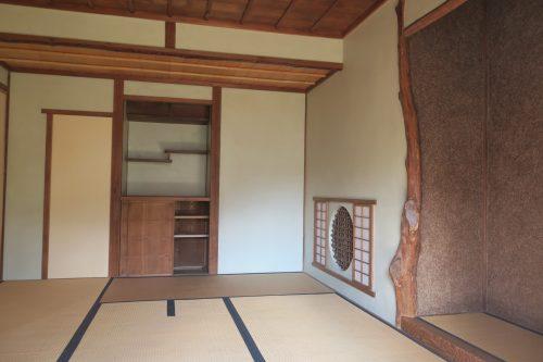 Historic tea room