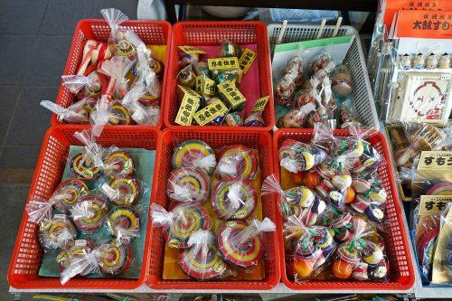 Mt. Oyama souvenirs