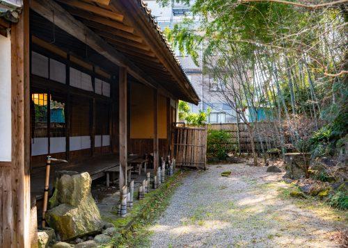 Cafe at Taketa city, Oita Prefecture, Kyushu