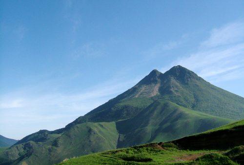 Mt. Yufu, Oita Prefecture, Kyushu
