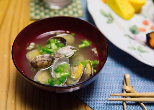 Delicious meals at Nishinokubo in Kyushu.