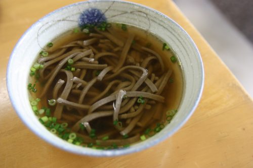Agri Restaurant Isoma, a local restaurant in Minamisatsuma, Kagoshima, Kyushu, Japan.