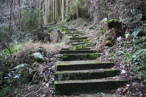 To the hidden waterfalls in Higashisonogi, Nagasaki, Kyushu, Japan.