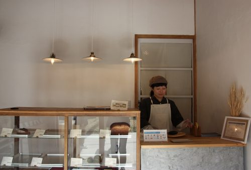 Chiwataya bakery: organic bread and curated goods in Higashisonogi