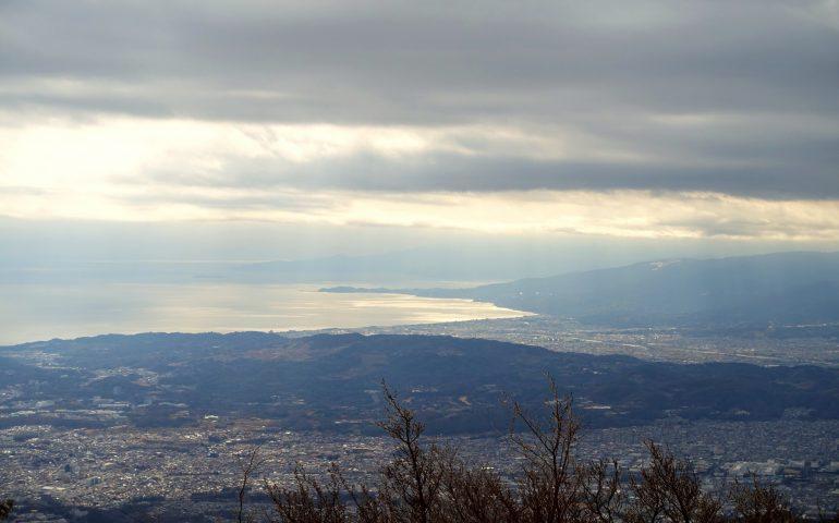 Mt Oyama close to Tokyo