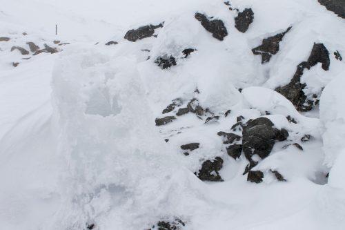 Ashidake Asahikawa Mt. Daisetsuzan Hokkaido Powder Snowshoe Backcountry Skiing Experience