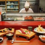 Finding Sushi Paradise at Saiki's Kamehachi
