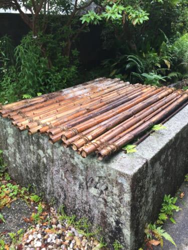 One of first Saiki's well from Edo era