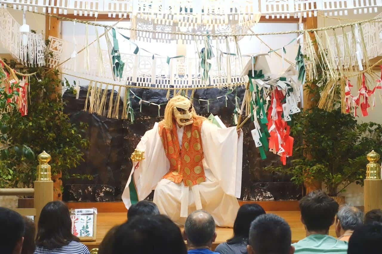 Takachiho's Kagura: An Artistic Story of Japanese Mythology