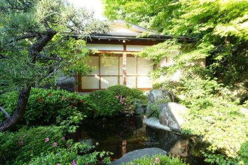 Ryokan Shinsen in Takachiho, Miyazaki Prefecture.