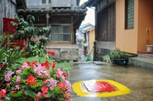 Exploring the backstreets of Ojika