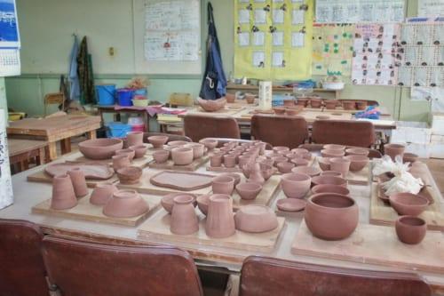 Akatsuchi Pottery Experience on Ojika Island.