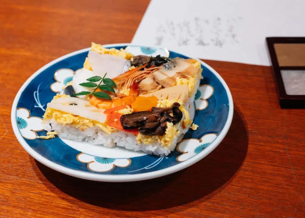 kidoairaku's barazushi