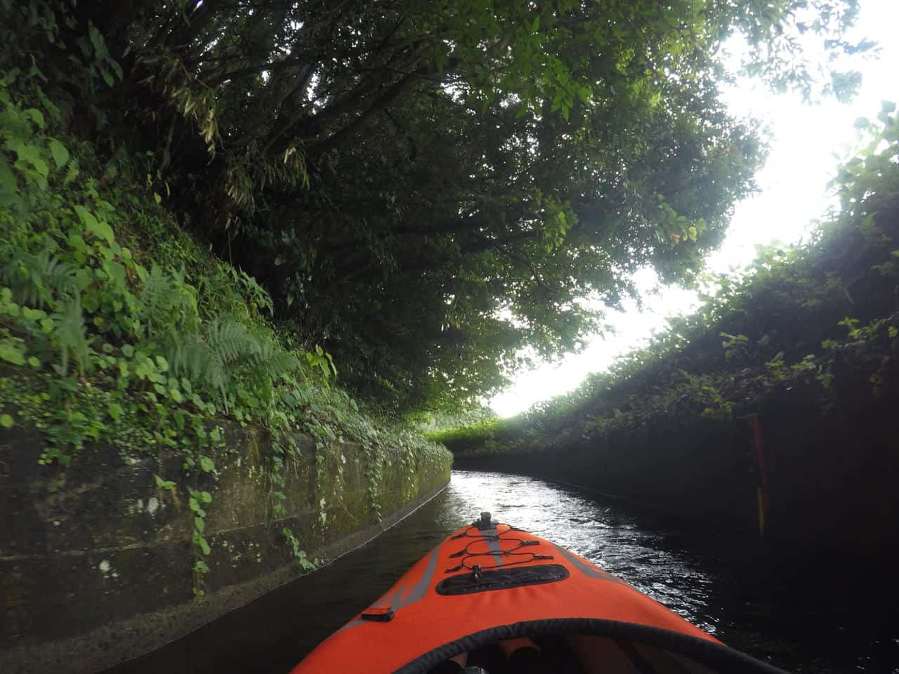 A Kayak Adventure Like No Other in Kumamoto