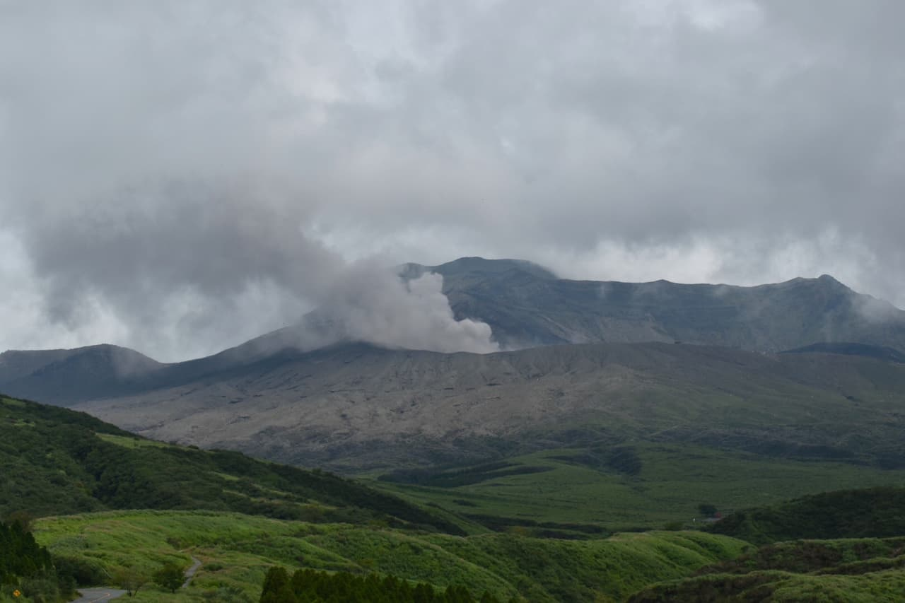 Mount Aso: Stunning Landscapes and Geotourism on an Active Volcano